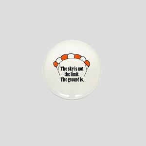 'Not The Limit' Mini Button