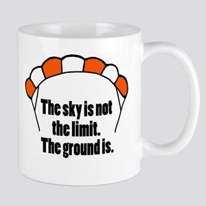 'Not The Limit' Mug