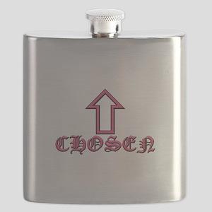 Chosen Pink Flask