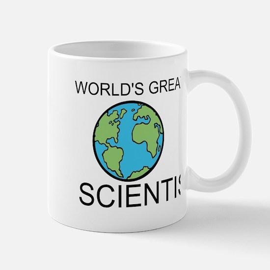 Worlds Greatest Scientist Mug
