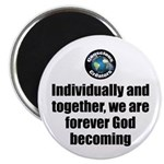 God Becoming Magnet