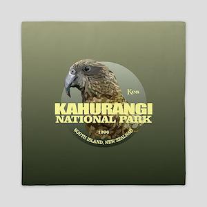 Kahurangi NP Queen Duvet