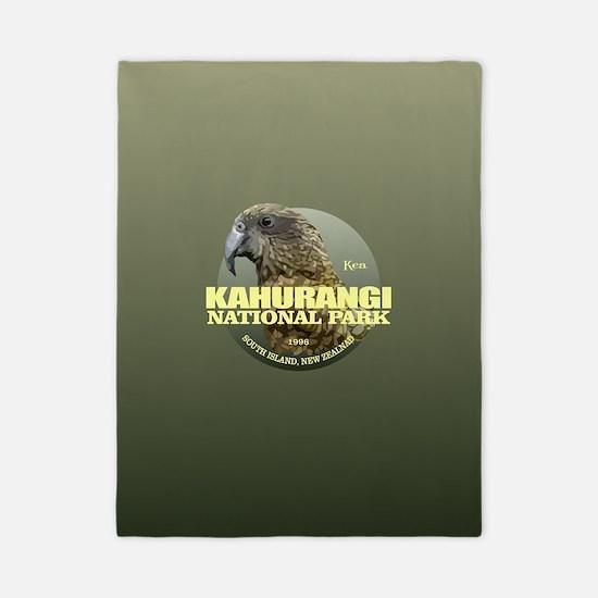 Kahurangi NP Twin Duvet Cover