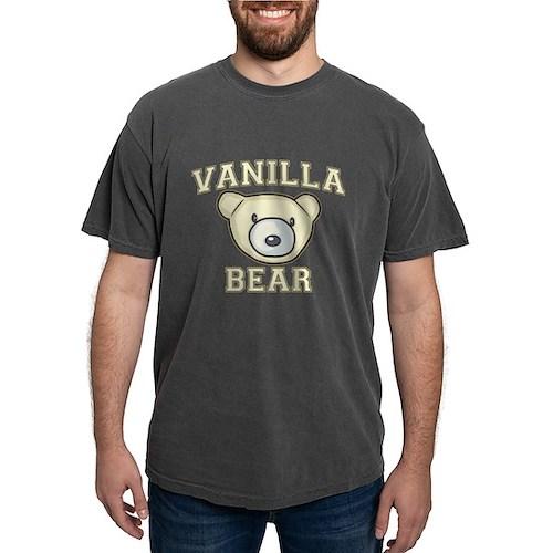 Vanilla Bear Mens Comfort Colors Shirt