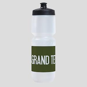 Grand Teton Moose Sports Bottle