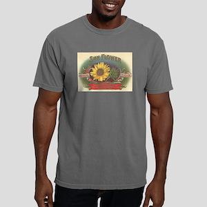 Sunflower Mens Comfort Colors Shirt