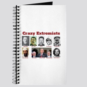 Crazy Extremists Journal