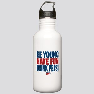 Be Young Water Bottle