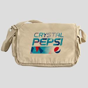 Crystal Pepsi Messenger Bag
