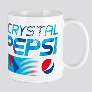 Crystal Pepsi Mugs