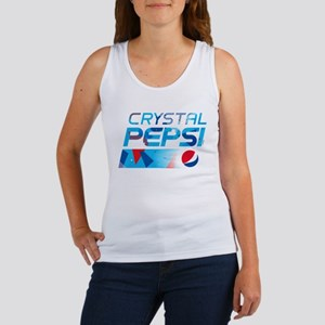 Crystal Pepsi Tank Top