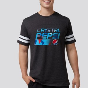 Crystal Pepsi Mens Football Shirt