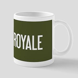 Isle Royale Moose 11 oz Ceramic Mug