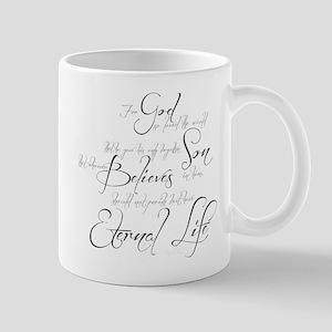 John 3:16 script Mug
