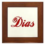 Dias Framed Tile