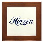 Haroon Framed Tile