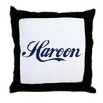 Haroon Throw Pillow