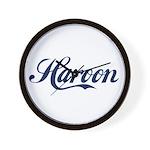 Haroon Wall Clock
