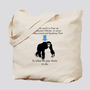 Politicians Tote Bag