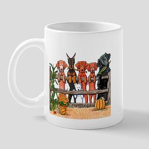 Autumn Pawsse Mug