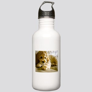 The Cockapoo Puppy Water Bottle