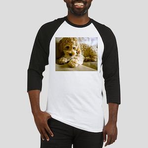 The Cockapoo Puppy Baseball Jersey