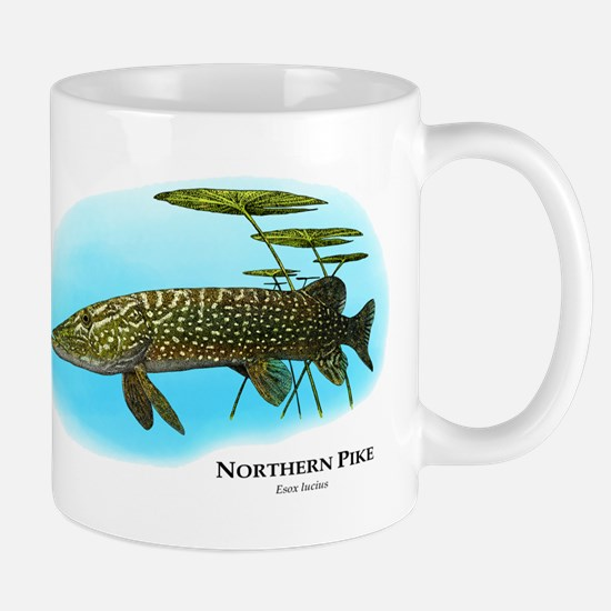 Northern Pike Mug