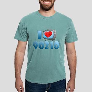 I Heart 90210 Mens Comfort Colors Shirt