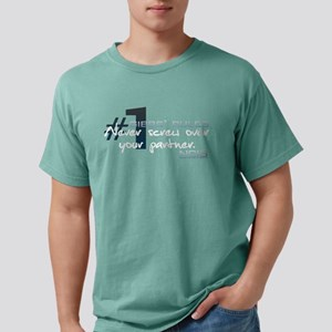 Gibbs' Rules #1 Mens Comfort Colors Shirt