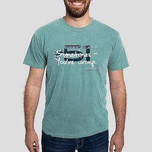 Gibbs' Rules #51 Mens Comfort Colors Shirt