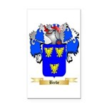 Beebe Rectangle Car Magnet