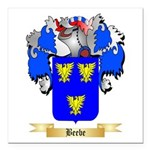Beebe Square Car Magnet 3