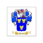 Beebe Square Sticker 3