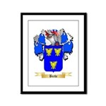 Beebe Framed Panel Print