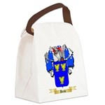 Beebe Canvas Lunch Bag