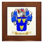 Beebe Framed Tile