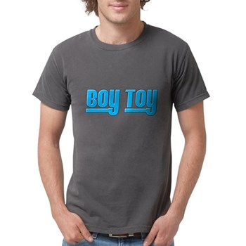 Boy Toy - Blue Mens Comfort Colors Shirt