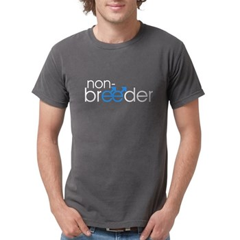 Non-Breeder - Male Mens Comfort Colors Shirt