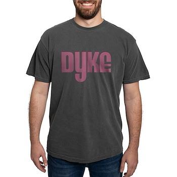 Pink Dyke Mens Comfort Colors Shirt