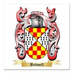 Bedwell Square Car Magnet 3