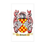 Bedwell Sticker (Rectangle)