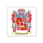 Bedward Square Sticker 3