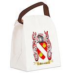 Bedrosian Canvas Lunch Bag