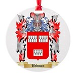 Bedman Round Ornament