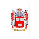 Bedman Sticker (Rectangle)