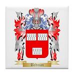 Bedman Tile Coaster