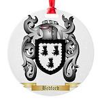 Bedford Round Ornament