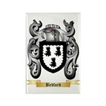 Bedford Rectangle Magnet (100 pack)