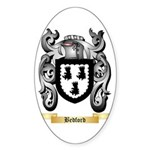 Bedford Sticker (Oval)