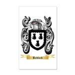 Bedford 20x12 Wall Decal